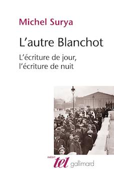 L'autre Blanchot | Michel Surya
